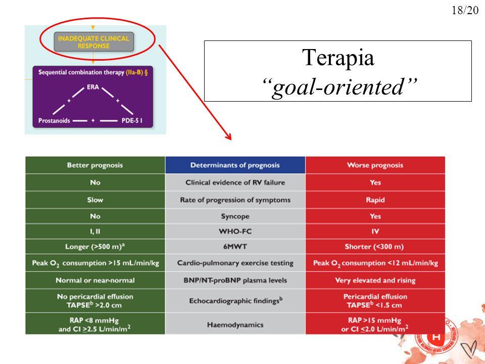 Terapia goal-oriented 18/20