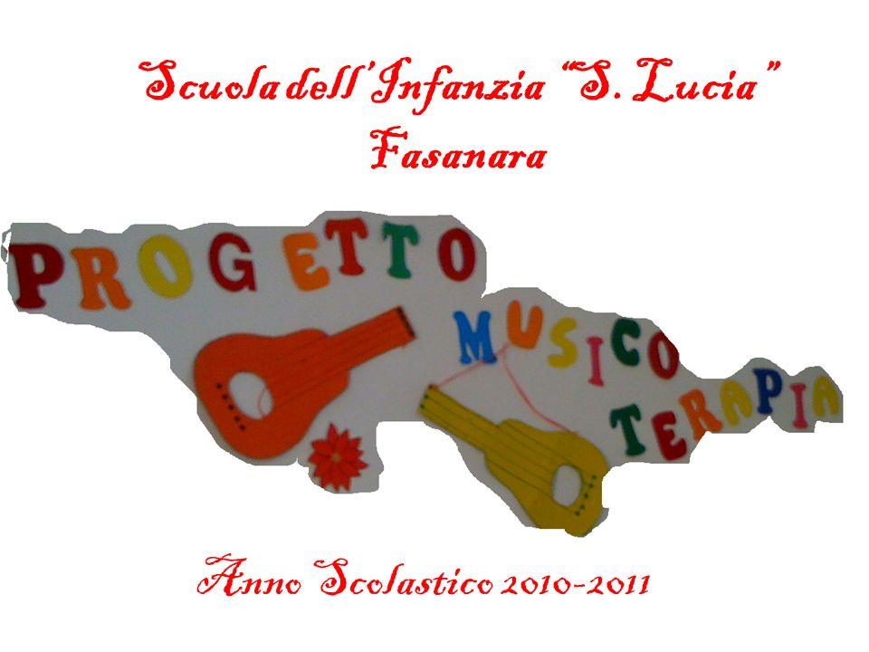 Anno Scolastico 2010-2011 Scuola dellInfanzia S. Lucia Fasanara