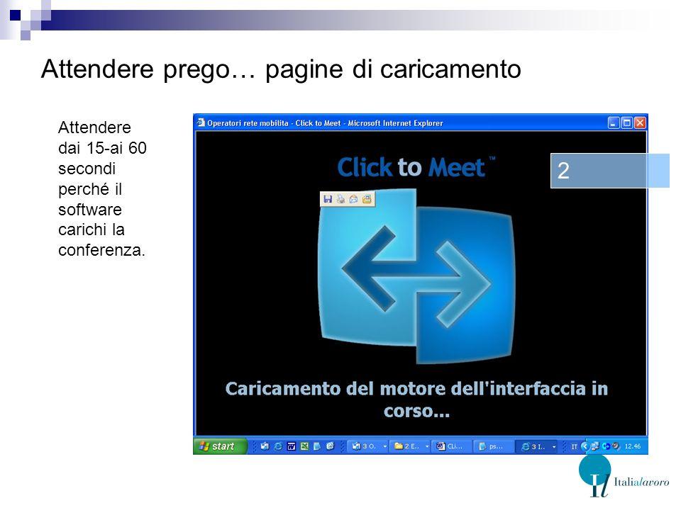 Pagina di benvenuto Pagina di benvenuto: info conferenza.