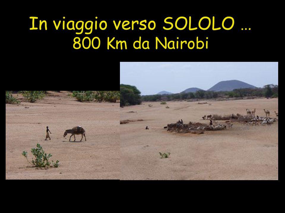 In viaggio verso SOLOLO … 800 Km da Nairobi