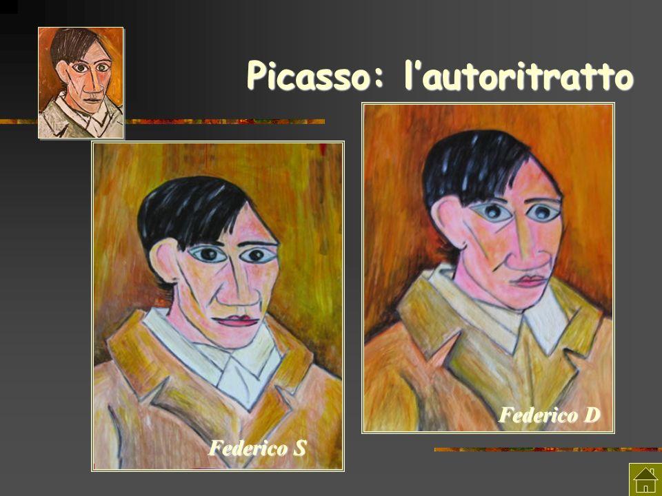 Picasso: lautoritratto Federico D Federico S