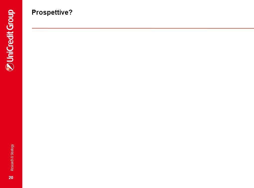 20 Prospettive