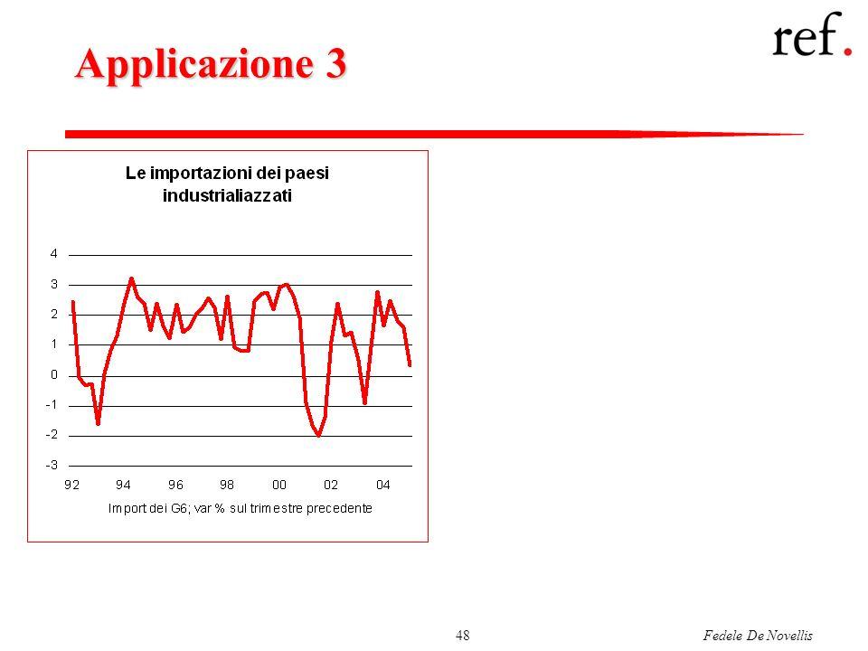 Fedele De Novellis48 Applicazione 3
