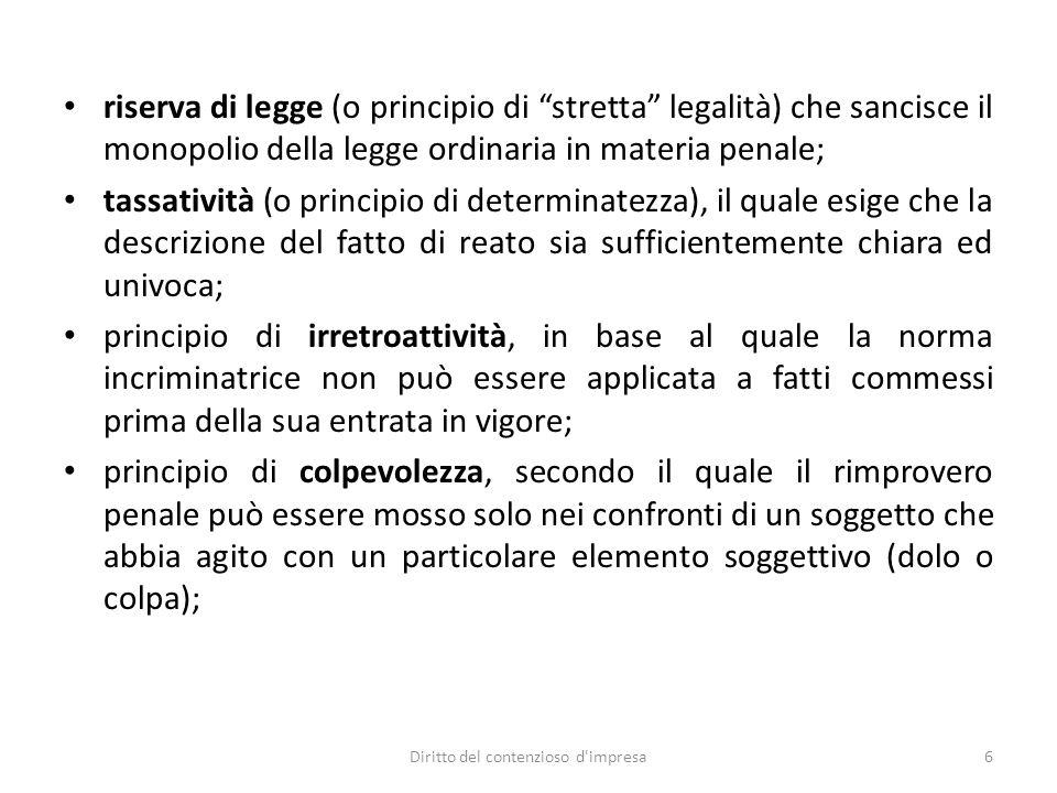 LA COLPA Art.43 c.p. – Elemento psicologico del reato.