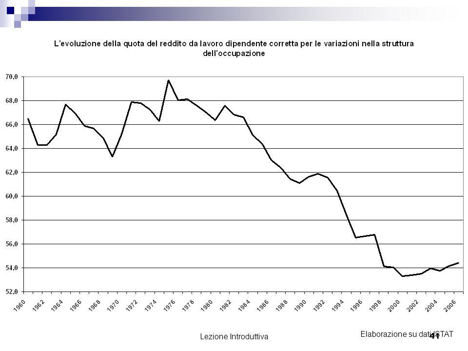 Guadagniamo in media il 17% in meno della media Ocse Ocse: salari, l Italia agli ultimi posti.