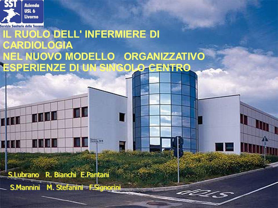 LA REGIONE TOSCANA CON L.R.40/2005 ISTITUISCE L ORGANIZZAZIONE DELLOSPEDALE PER INTENSITÀ DI CURE.