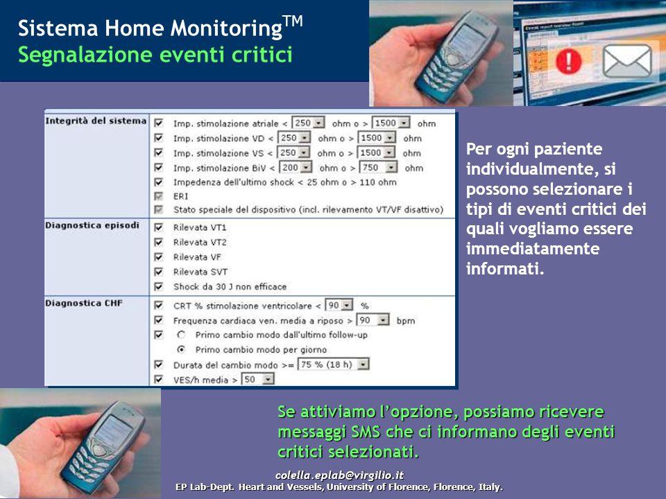 35 Sistema Home Monitoring TM Monitoraggio dello Scompenso Cardiaco I parametri predittivi di peggioramento dello Scompenso Cardiaco: frequenza cardiaca media giornaliera e a riposo; attività extrasistolica ventricolare; ore di attività; tempo cumulativo di FA.