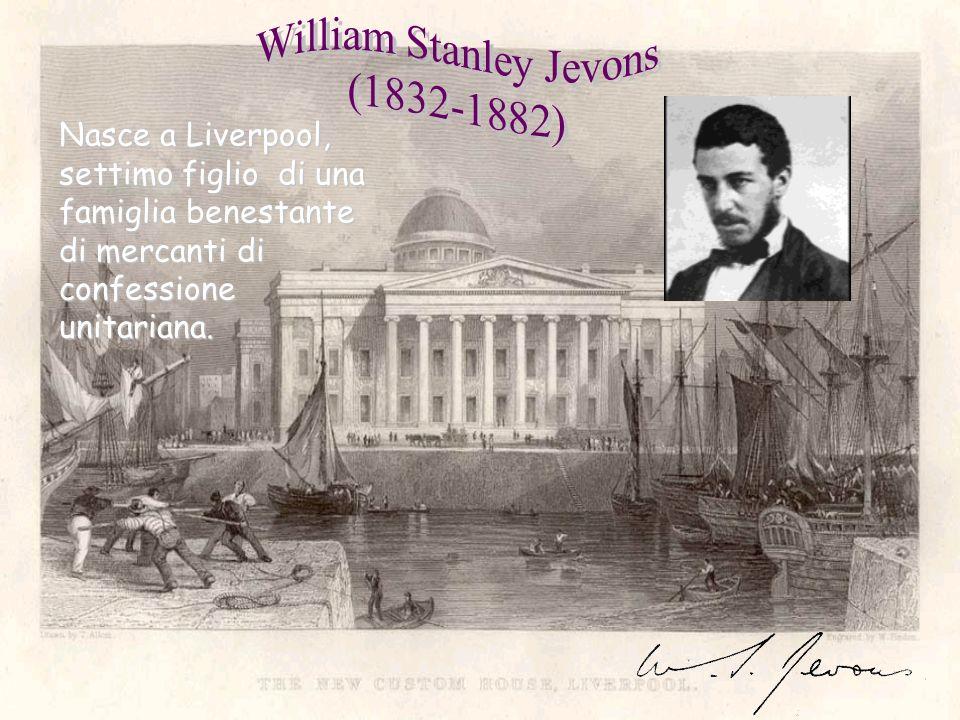 Nasce a Liverpool, settimo figlio di una famiglia benestante di mercanti di confessione unitariana.