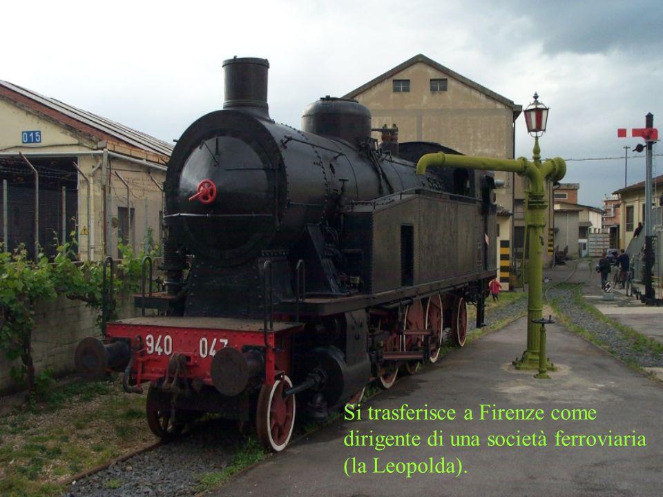 1890: incontra Maffeo Pantaleoni (1857- 1924), autore dei Principii di economia pura ispirato a Jevons.