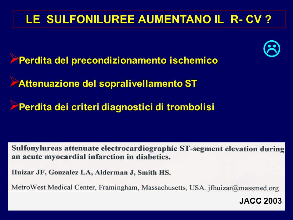 Perdita del precondizionamento ischemico Attenuazione del sopralivellamento ST Attenuazione del sopralivellamento ST Perdita dei criteri diagnostici d