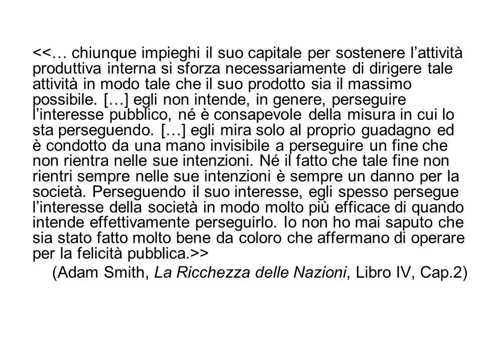 Il policy-maker e le esternalità Approccio c.d.pigouviano (da A.C.