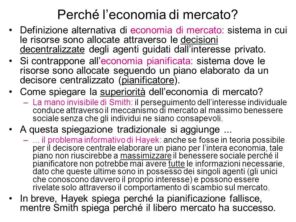 Adam Smith (1723-1790) F.A. von Hayek (1889-1992)