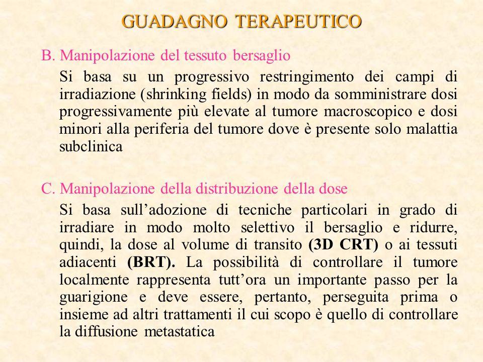 GUADAGNO TERAPEUTICO B.