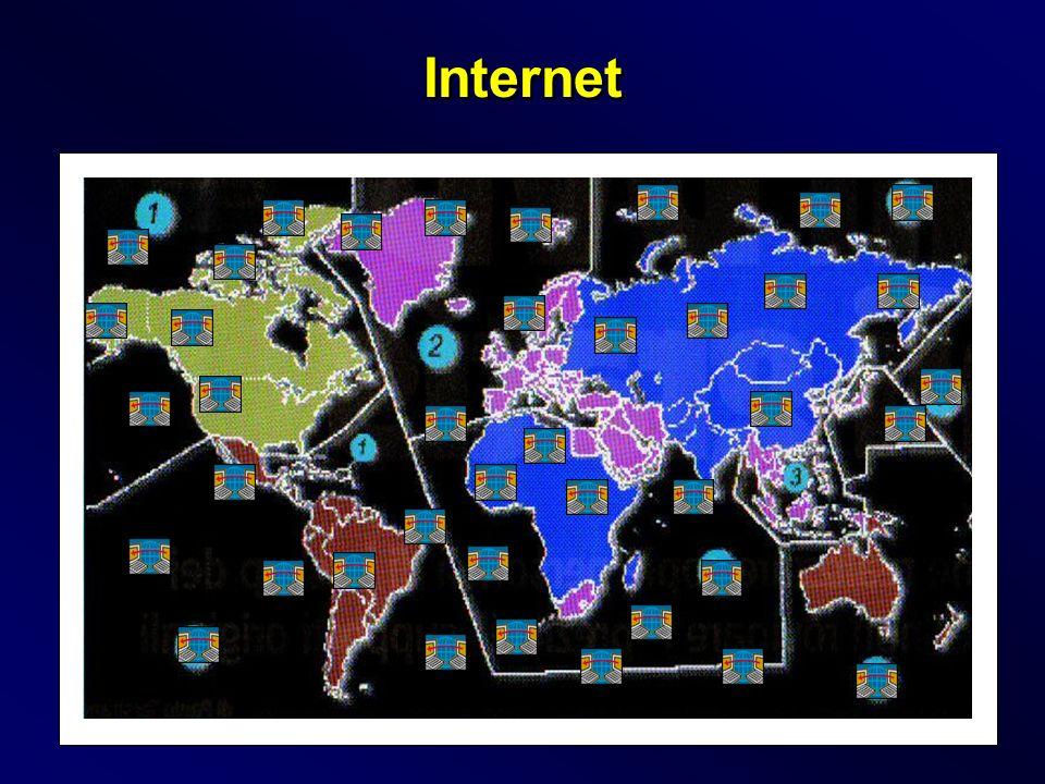 Fonte: B.A.Huberman, Le leggi del Web Insieme di linee e punti isolati rappresenta una vera fotografia, istantanea di una sezione del www, il complesso di siti e di link presenti in Finlandia qualche anno fa.