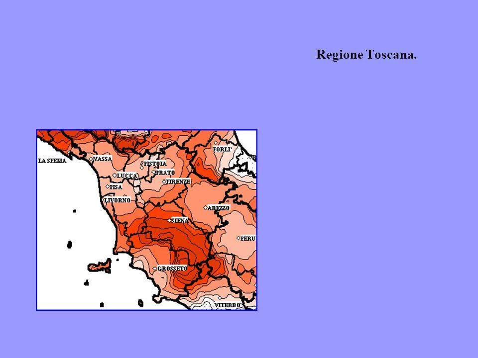 Regione Toscana.
