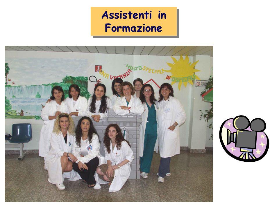 Attività clinica Assistenti in Formazione
