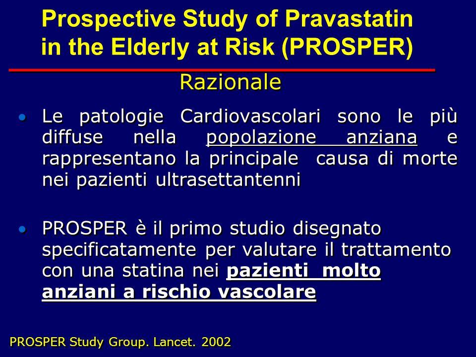 19 Le patologie Cardiovascolari sono le più diffuse nella popolazione anziana e rappresentano la principale causa di morte nei pazienti ultrasettanten
