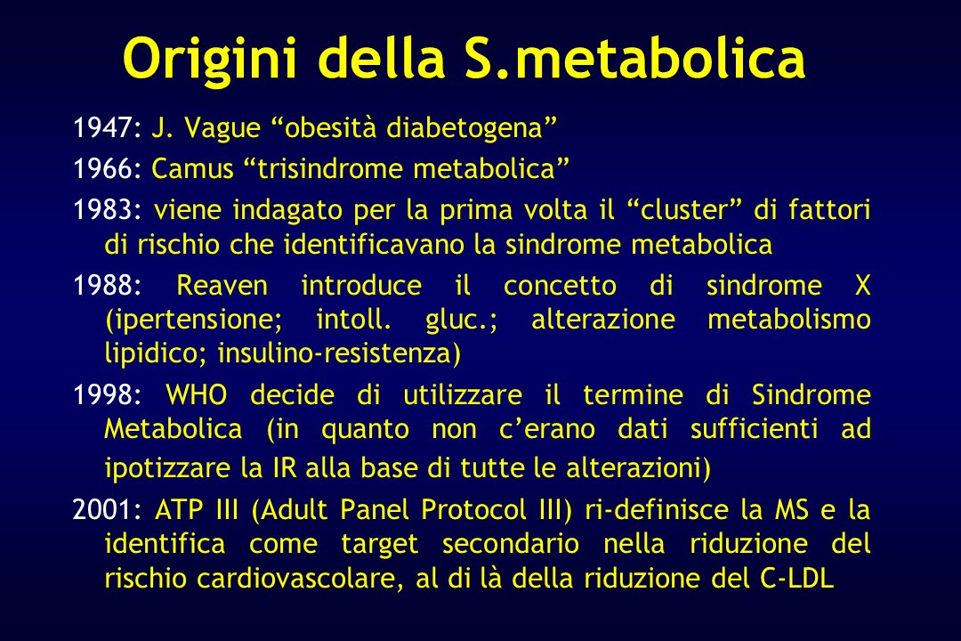 Brisighella Heart Study Metabolic syndrome prevalence by age class (Survey 2004 ) C.Borghi, Dormi A, 2005