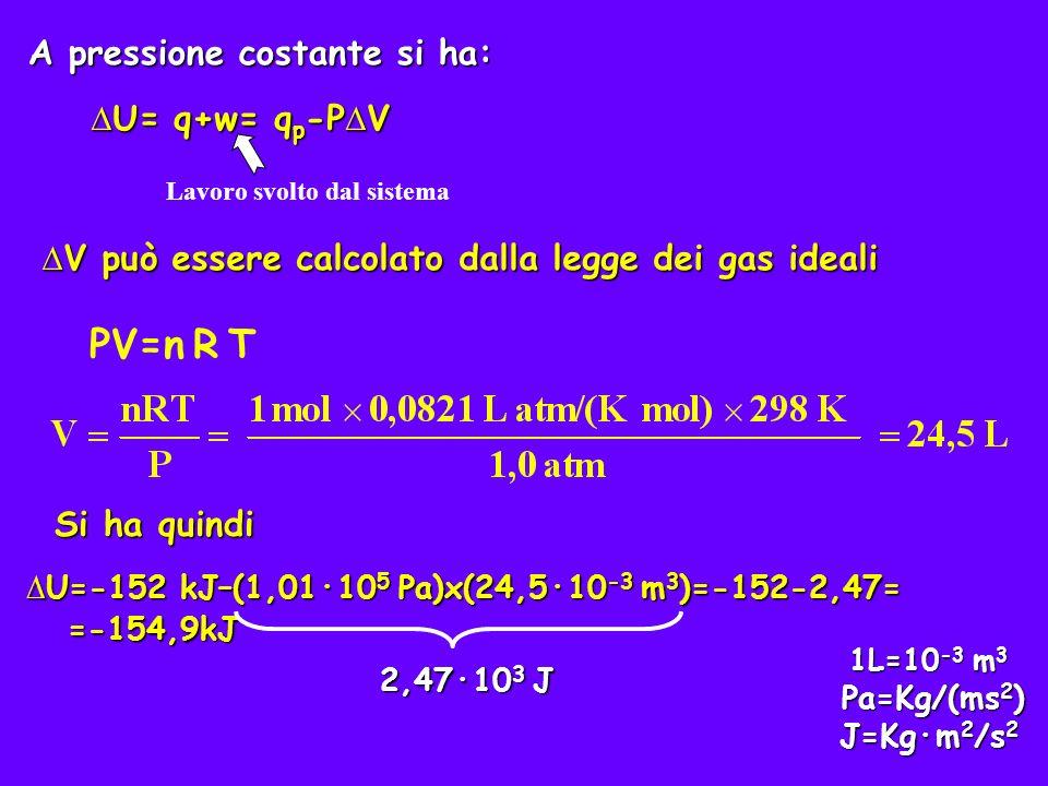 Per un equazione chimica che può essere scritta come la somma di due o più stadi la variazione di entalpia per l equazione totale è uguale alla somma delle variazioni di entalpia per gli stadi singoli.