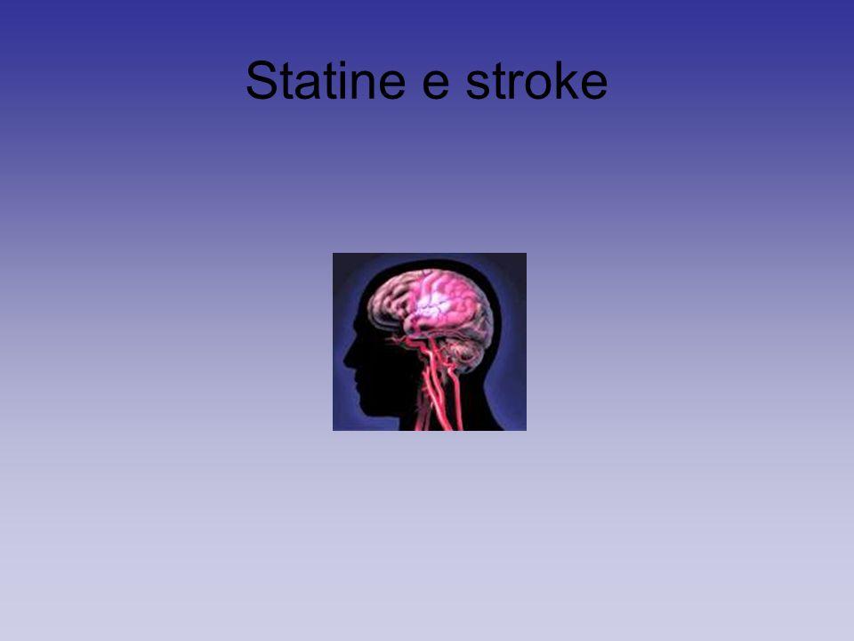 Statine e stroke