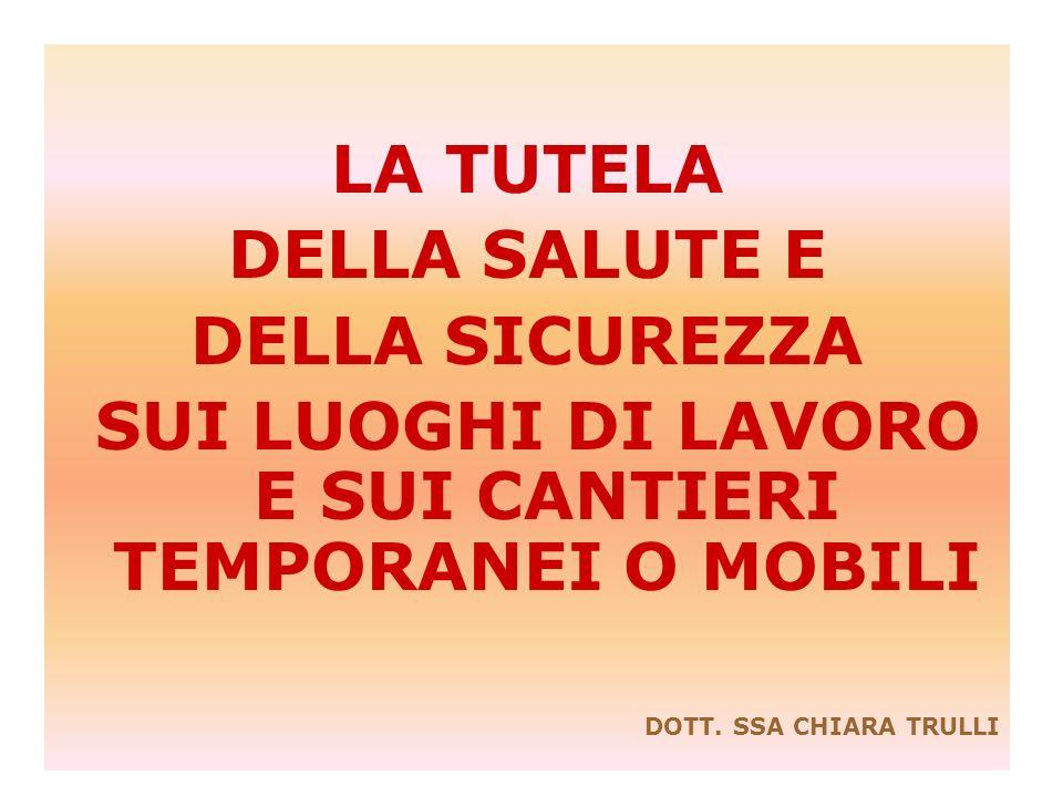 ALTRI PIANI DI SICUREZZA PREVISTI DALLA NORMATIVA VIGENTE PROGRAMMA DI DEMOLIZIONE (art.