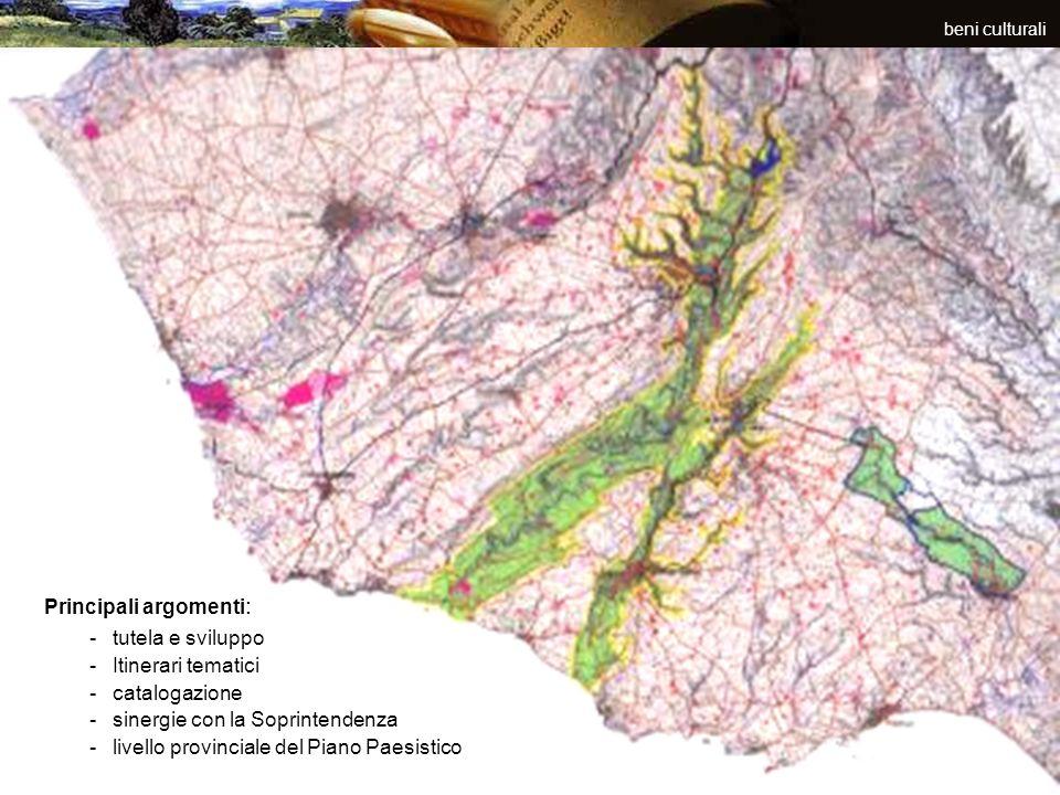 agricoltura e foreste Principali argomenti -forestazione -le serre (vedi azione speciale) -razionalizzazione colture intensive -promozione associativa -valorizzazione colture montane