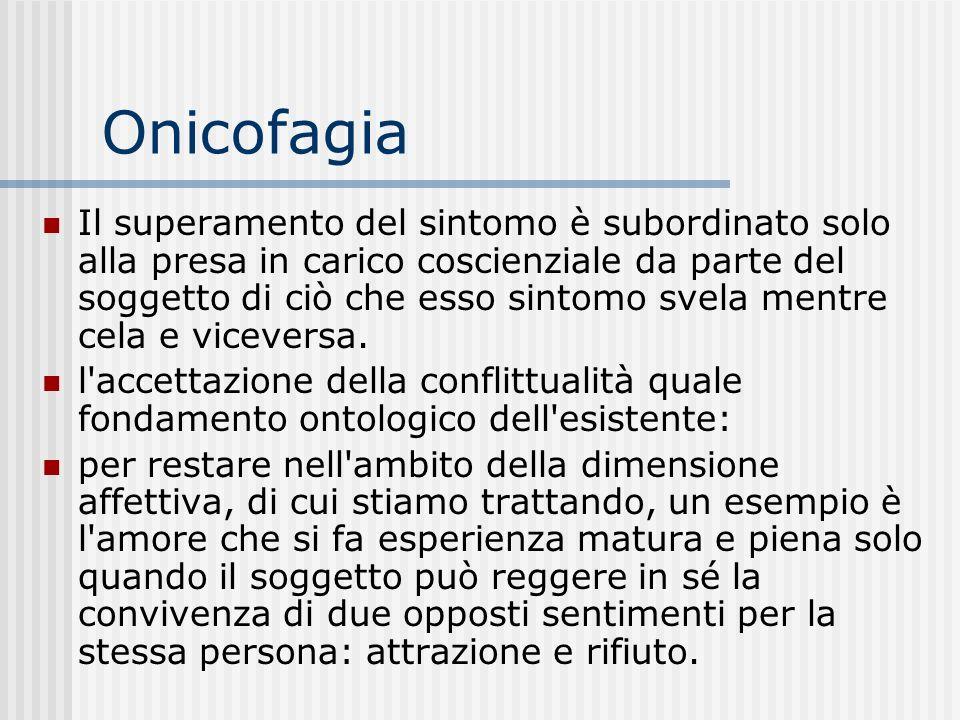 Onicofagia E chi si mangia le unghie ha da tempo deciso che l'aggressività è cattiva. Non stupiamoci dunque se proprio tra questi piccoli divoratori,