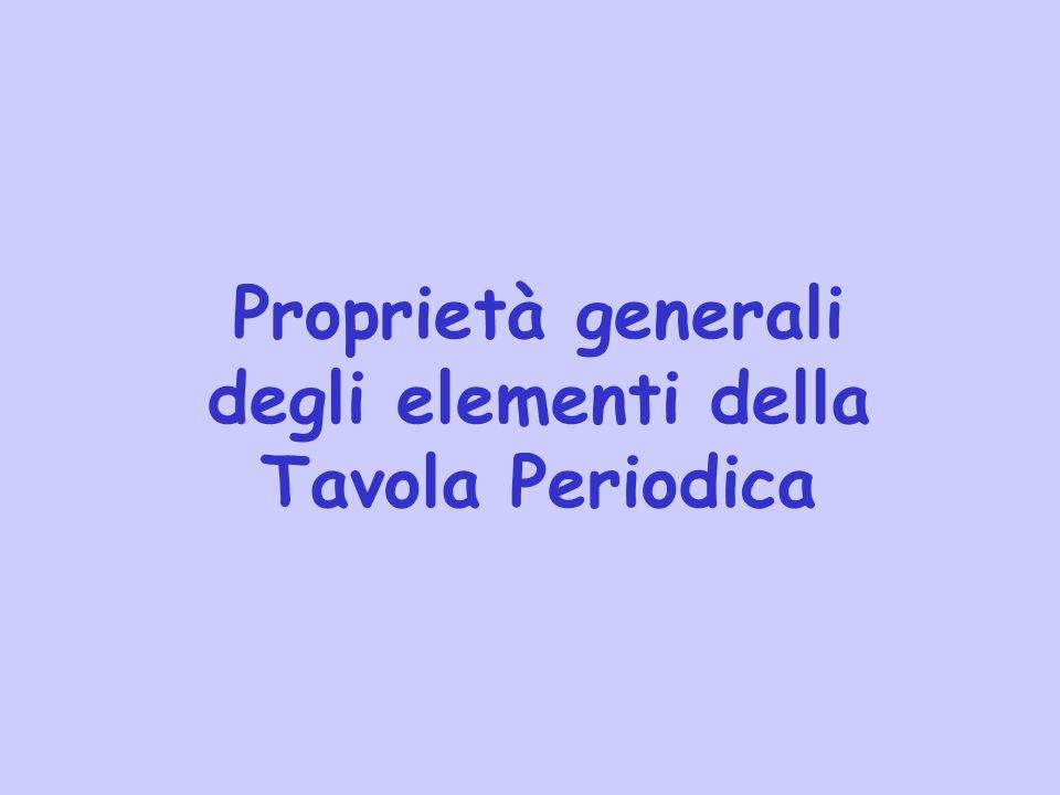 Gli altri elementi del gruppo sono metalli con ossidi di formula generale M 2 O 3, con carattere anfotero per i primi due elementi, Al e Ga, e basico per i due successivi, In e Tl.