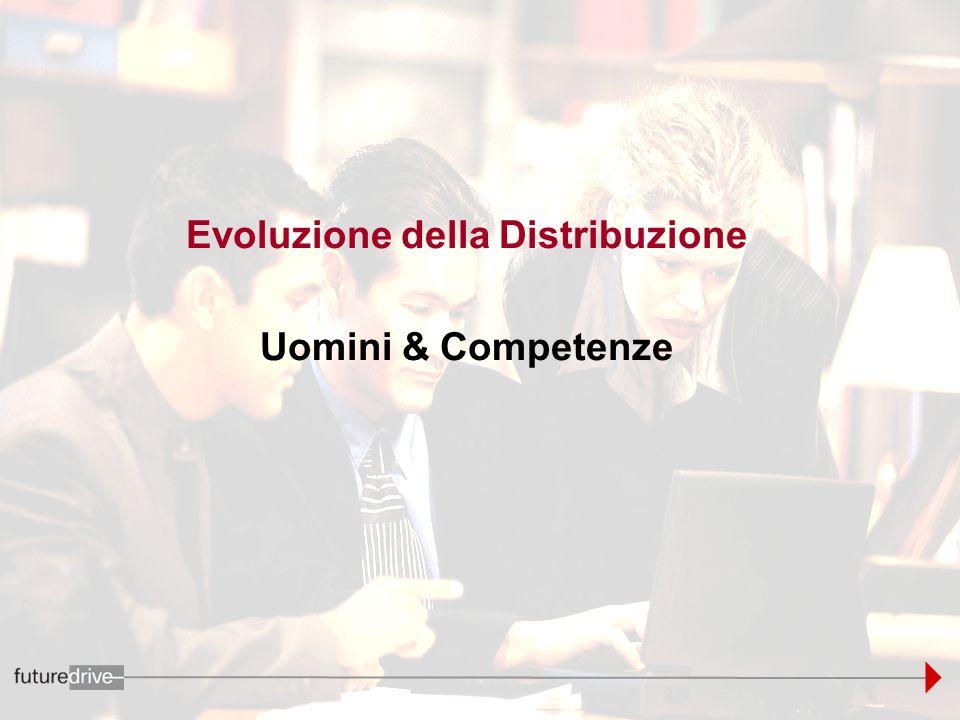 14 Evoluzione della Distribuzione Uomini & Competenze