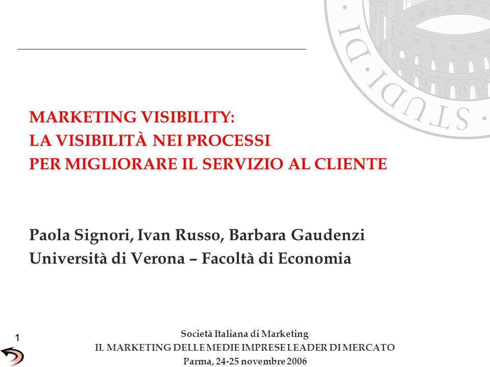 1 Unisys Confidential MARKETING VISIBILITY: LA VISIBILITÀ NEI PROCESSI PER MIGLIORARE IL SERVIZIO AL CLIENTE Paola Signori, Ivan Russo, Barbara Gauden