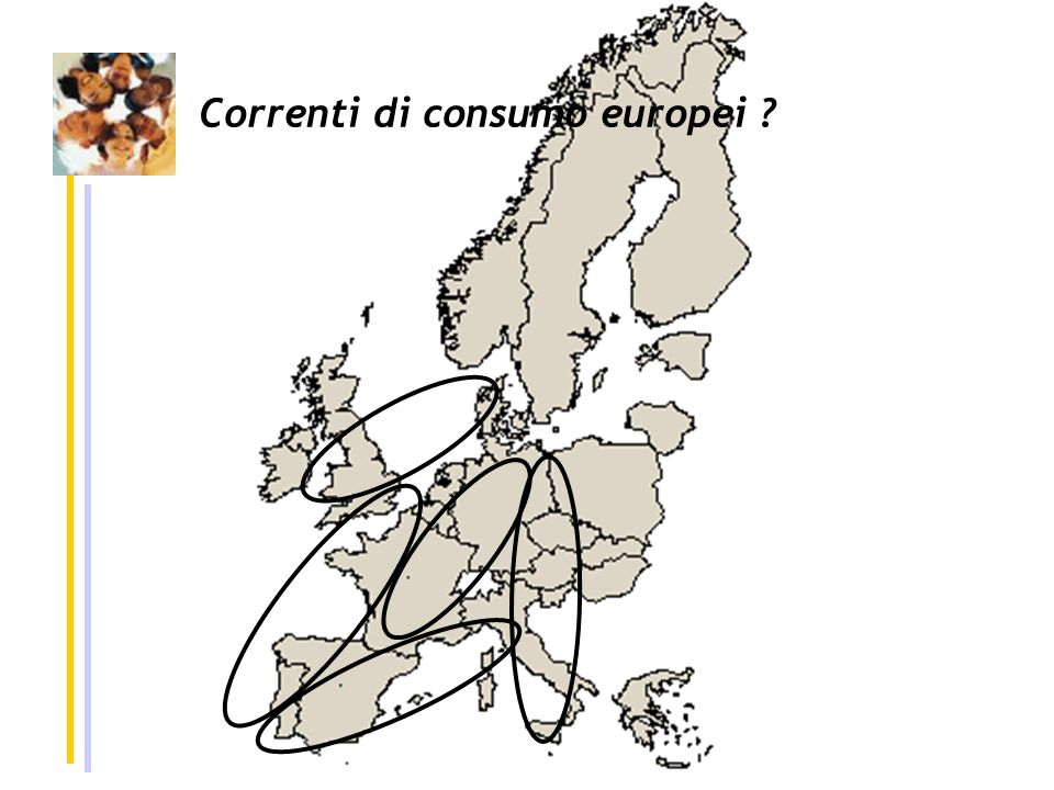 Correnti di consumo europei ?