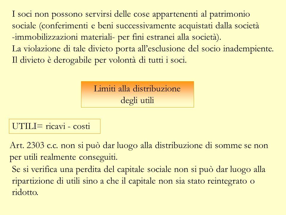 PATRIMONIO SOCIALE E CAPITALE SOCIALE PATRIMONIO SOCIALE: complesso dei rapporti giuridici attivi e passivi che fanno capo alla società. Il patrimonio