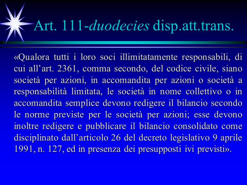 Art. 111-duodecies disp.att.trans.