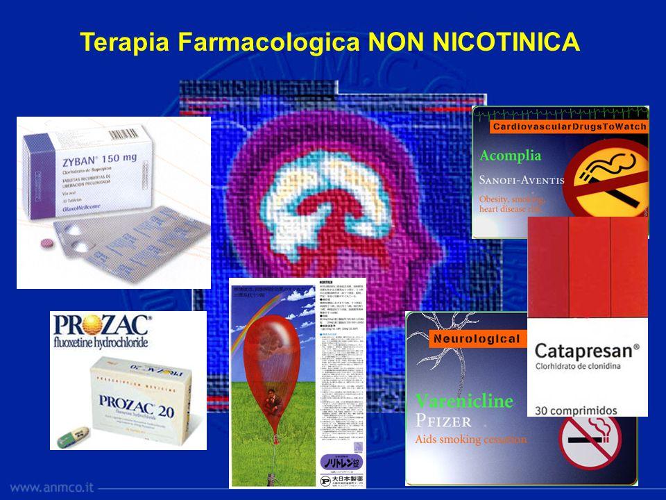 Terapia Farmacologica NON NICOTINICA
