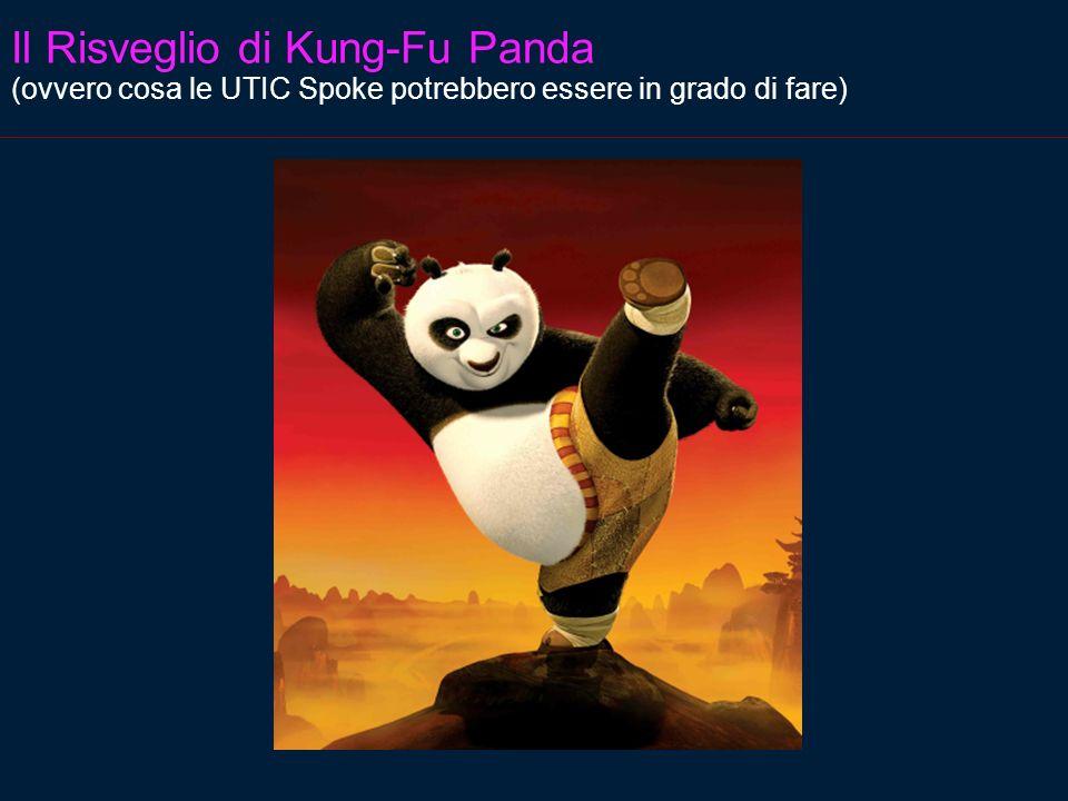 Il Risveglio di Kung-Fu Panda (ovvero cosa le UTIC Spoke potrebbero essere in grado di fare)
