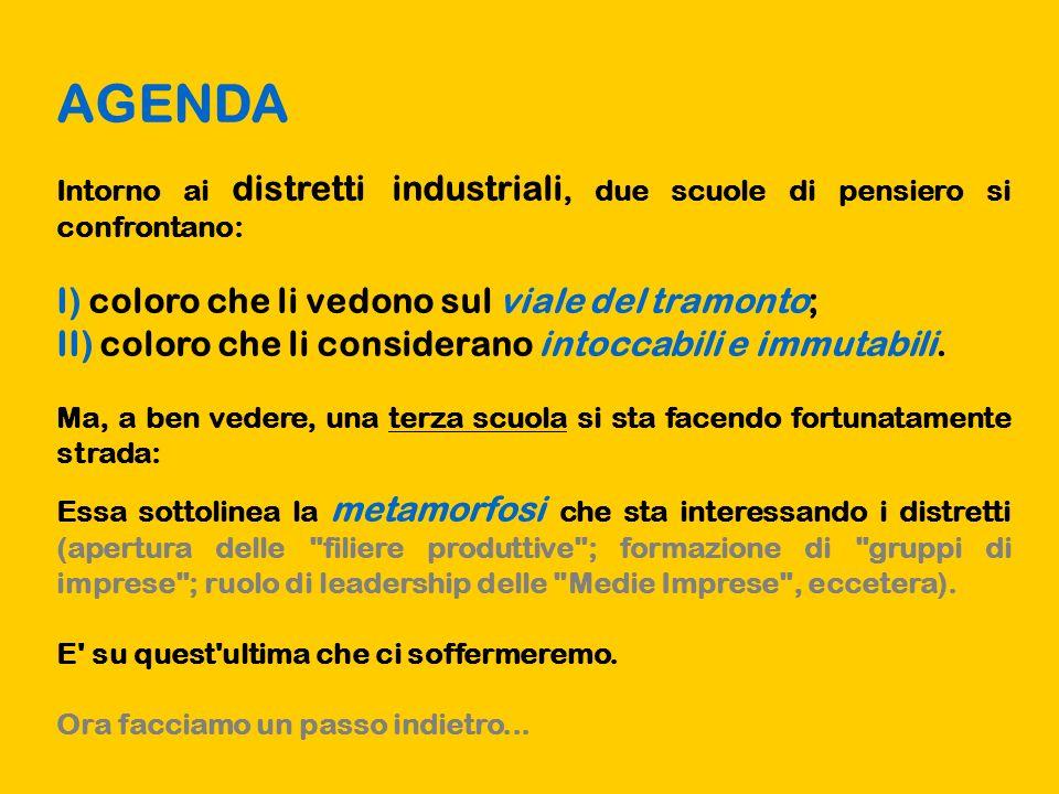 Ciò vale per tutte le PMI: dalle Piccolissime alle Medie Prendiamo le oramai note 3.893 «medie imprese industriali» censite dalla nota indagine Mediobanca-Unioncamere [ultima edizione, novembre 2005]; Sono circa 1.500 nelle quattro regioni del Nord-est [gennaio 2006], di cui 570 in Emilia-Romagna.
