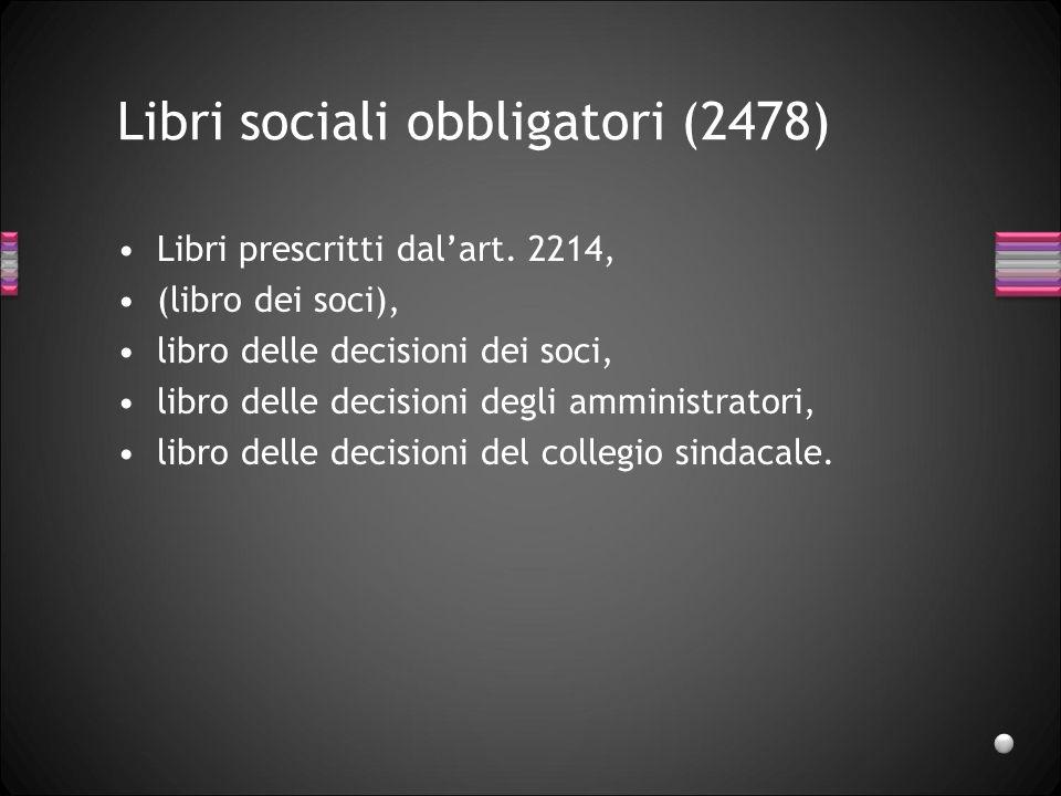 2409 nelle s.r.l. Lapplicazione del procedimento dettato dallart. 2409 c.c. alle s.r.l. non è prevista, in quanto è possibile la revoca cauzionale deg