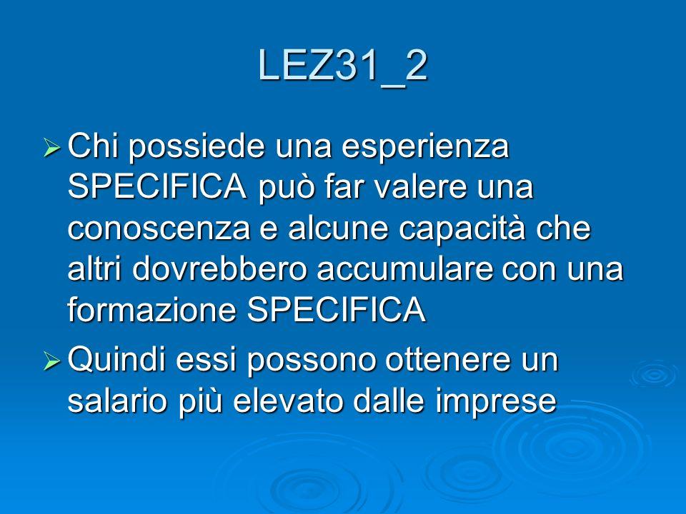 LEZ31_3 Se per ipotesi tutte le ragazze sono indirizzate alla carriera di segretaria, infermiera e maestra, mentre tutti i ragazzi siano spinti a fare a qualunque altro lavoro, esclusi i tre citati.