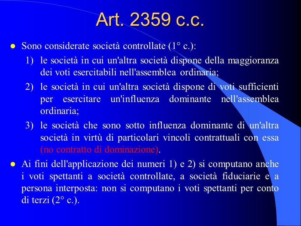 Art. 2359 c.c.