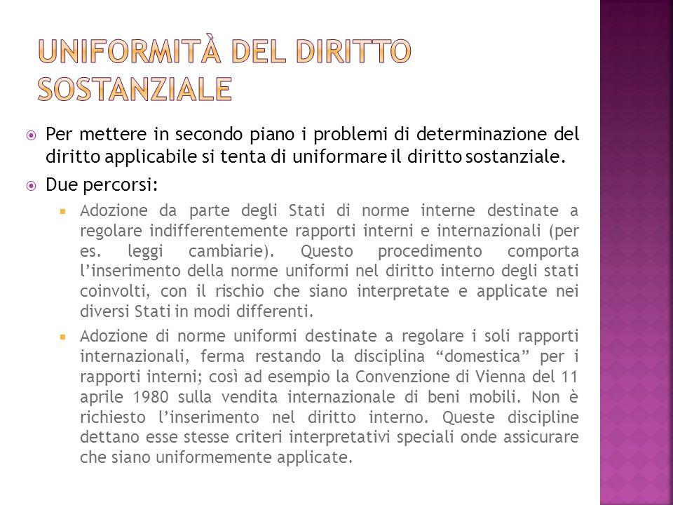 La giurisdizionale del giudice italiano risulta regolata in primo luogo dal Titolo II (art.