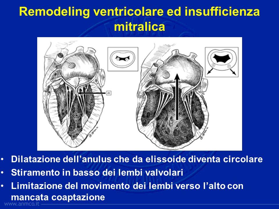 Iniziale danno miocardico, che induce una disfunzione ventricolare Meccanismi fisiopatologici Serie complessa di risposte adattative o di compenso di tipo circolatorio-emodinamico e neuro- ormonale Comparsa di una condizione di scompenso cardiaco conclamato
