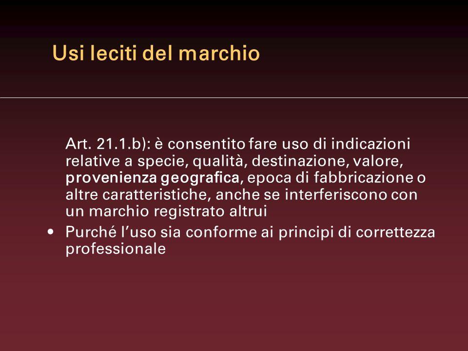 Marchio ingannevole: LIGHT Coca Cola Light / Ricotta Light / Birra Light Tabacco Light Autorità Antitrust – Sez.