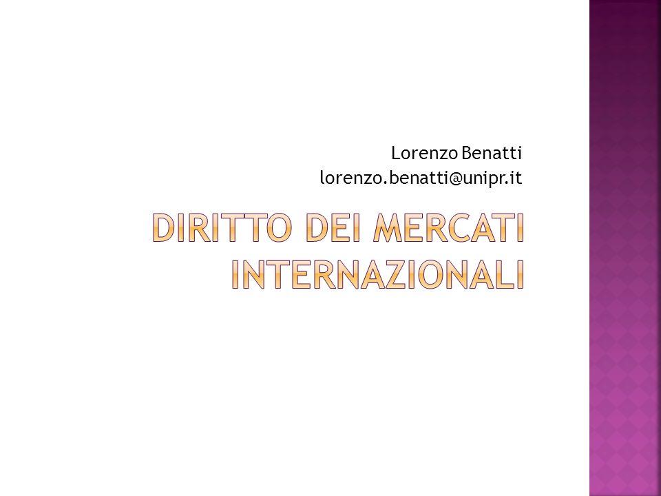 Lorenzo Benatti lorenzo.benatti@unipr.it