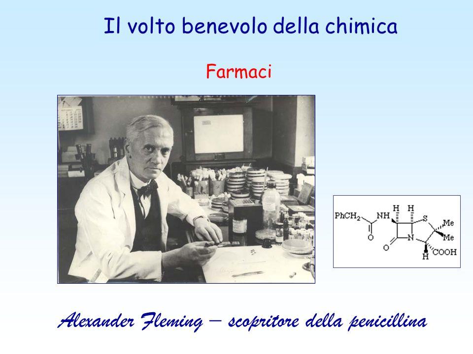 Alexander Fleming – scopritore della penicillina Farmaci Il volto benevolo della chimica