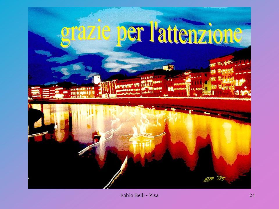 Fabio Belli - Pisa24