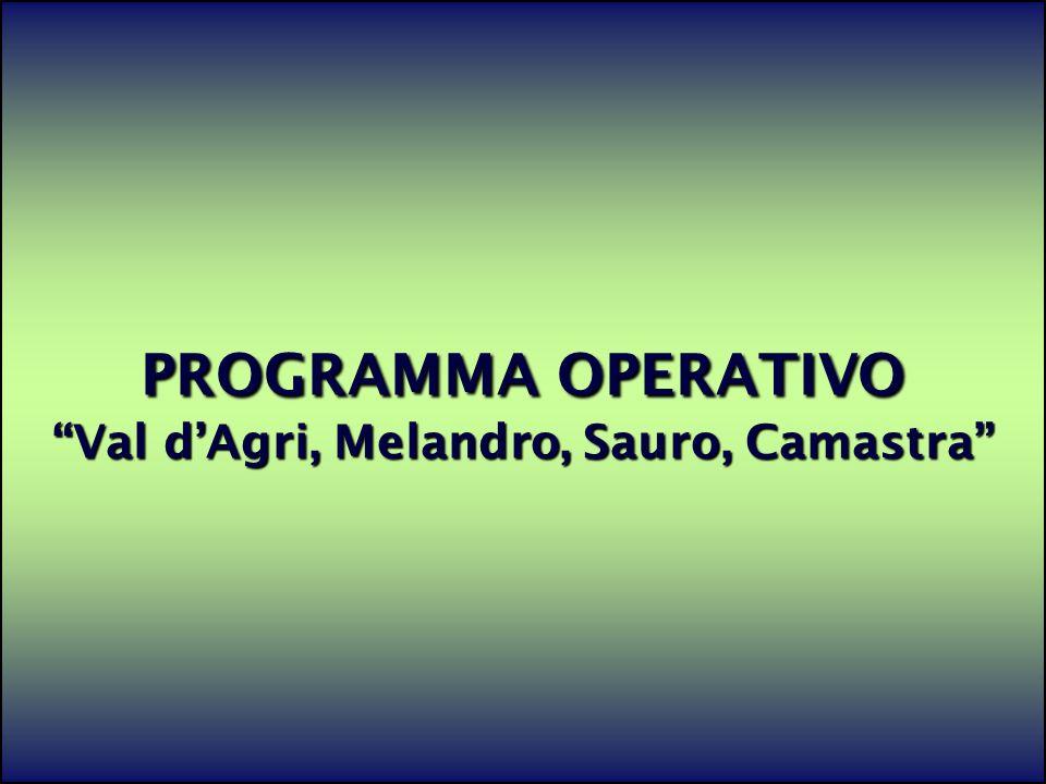 33 Interventi previsti dal progetto AGRI Il progetto prevede quattro linee di intervento: 1.