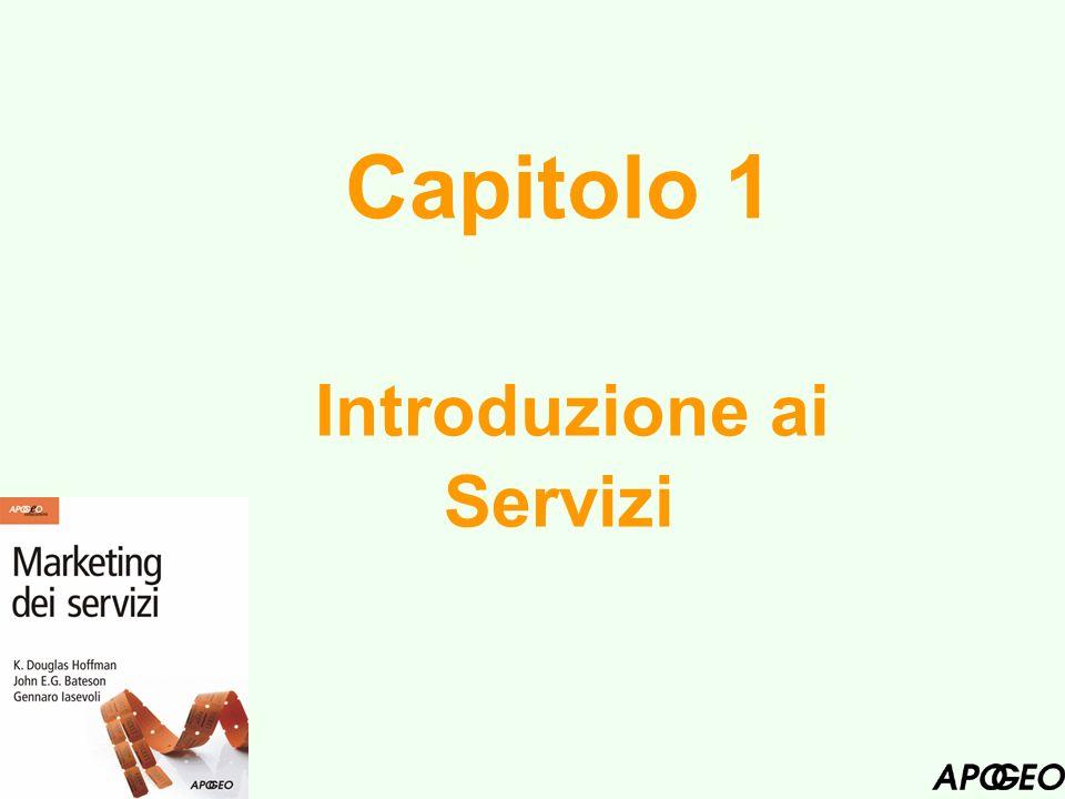 Capitolo 1 Introduzione ai Servizi