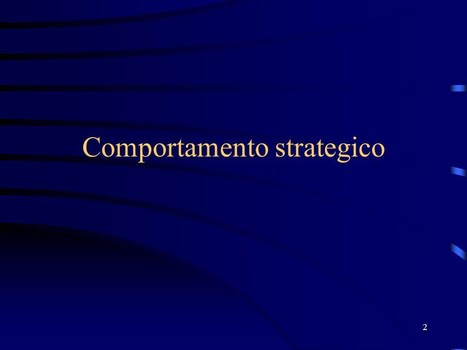13 Politiche predatorie dei prezzi Strategia di riduzione dei prezzi allo scopo di espellere dal mercato le imprese rivali o per contrastare lentrata di nuovi concorrenti