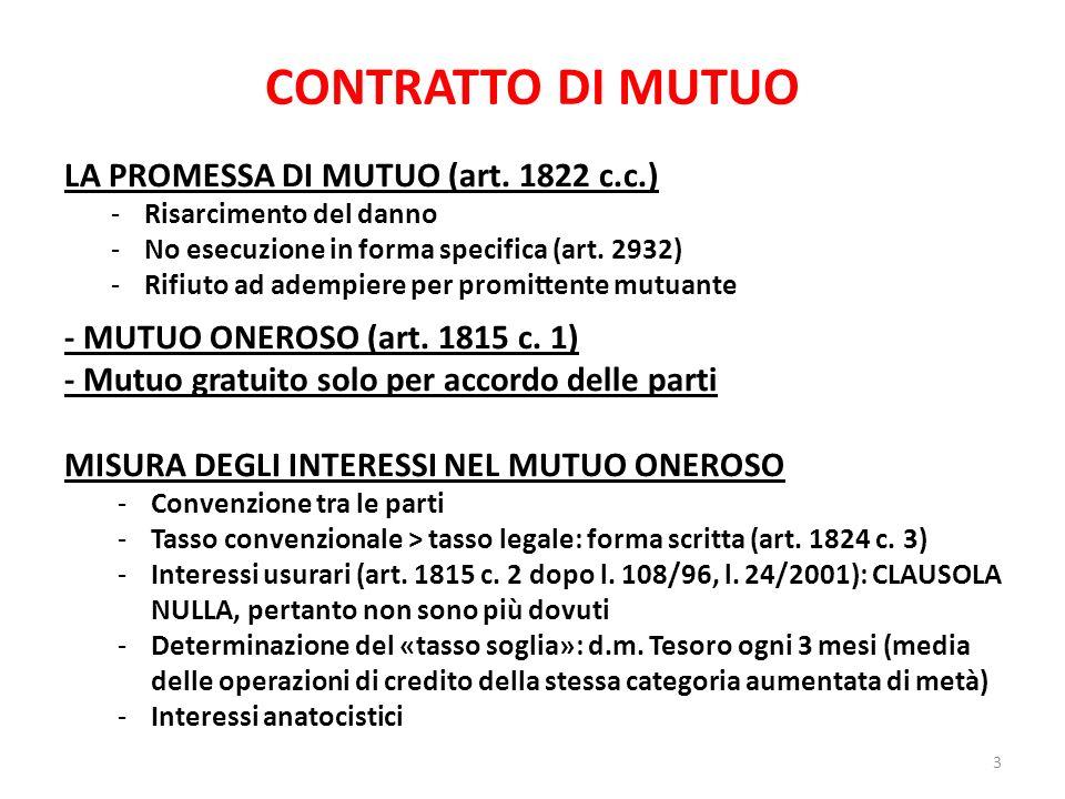 CANCELLAZIONE DELLE IPOTECHE Art.40-bis TUB - Cancellazione delle ipoteche 3.