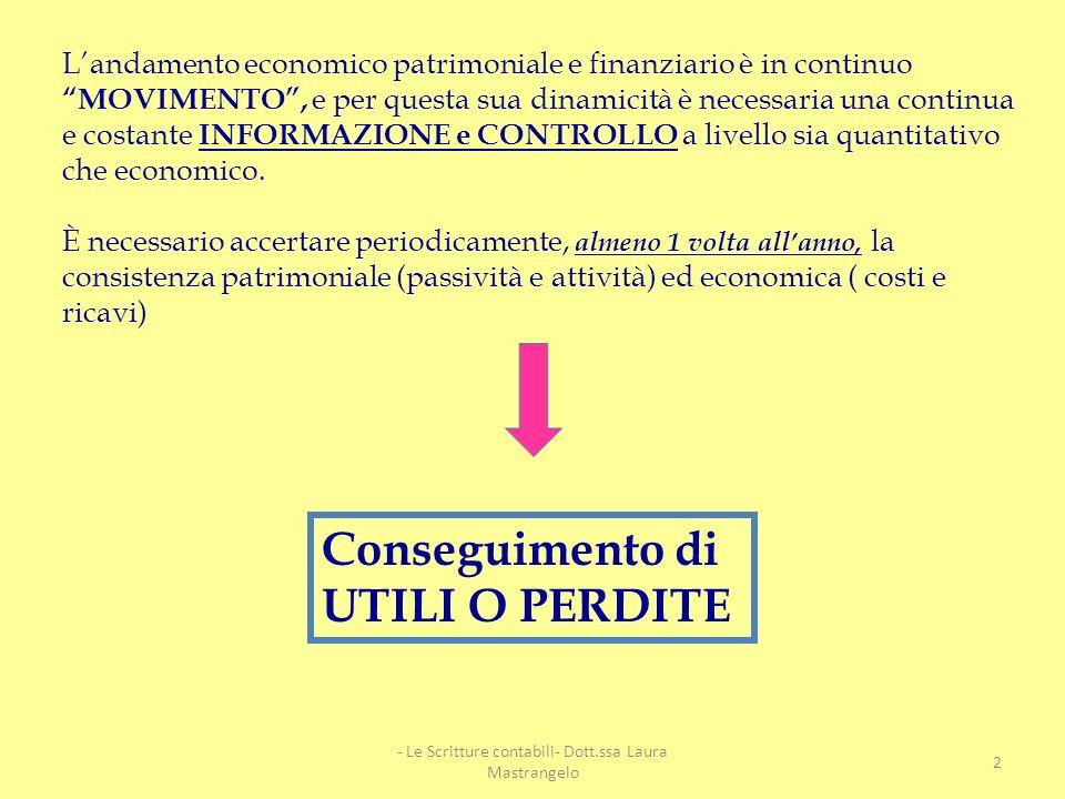 Altri principi di redazione sono elencati nellart.
